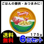 てんぷら缶詰 魚缶詰 175g×6缶 白菊印魚団 FRIED FISH CAKES Shira...
