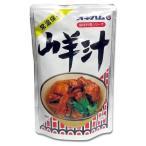 山羊汁 やぎ汁 500g×4 オキハム スタミナ料理 沖縄そば と同じく郷土の味 ヒージャー