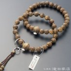 数珠 浄土宗 男性用 沈香(じんこう) 三万浄土9寸 宗派別念珠