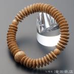 腕輪念珠 数珠 ブレスレット 天竺菩提樹 平玉 54玉