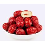 ひと粒、ひと粒、選び抜いた乾燥ナツメ(大紅棗)果実 木の実 上品な棗 ナツメ なつめ ドライフルーツ高品質な紅棗500g(約100〜110粒)