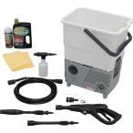 (在庫処分特価) 高圧洗浄機セット タンク式 コーティングセット SBT-412C アイリスオーヤマ