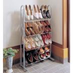 ショッピングシューズボックス シューズラック SIH-509 下駄箱 シューズボックス 靴箱 アイリスオーヤマ(シューズラック スリム)
