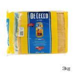 (在庫処分)スパゲッティーニNo11(1.6mm) 3kg (DE CECCO) パスタ 輸入食材 輸入食品 ディ・チェコ 業務用