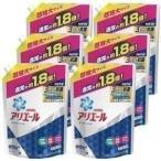 アリエール 洗剤 詰め替え 6個セット イオンパワージェル サイエンスプラス 超特大サイズ 1.26kg P&G (D)