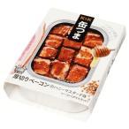 缶つま 厚切りベーコンのハニーマスタード  国分グループ本社 (D)