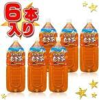 伊藤園 天然ミネラルむぎ茶 麦茶 ペットボトル 2L*6本入り D