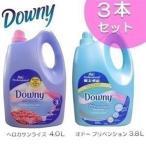 Yahoo!暮らしの宅配便ダウニー Downy 3.8〜4L*3本セット 柔軟剤 (特価 お得) ヘロカサンライズ オドー プリベンション(旧:アンチバクテリア)  (ダウニー柔軟剤 安い)