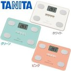 ショッピング体重計 体組成計 体重計 タニタ おしゃれ 体脂肪率 Fit Scan FS-102