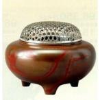 高岡銅器 香炉【平丸】伝統美術工芸品