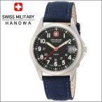 SWISS MILITARY スイスミリタリー クラシックテキスタイル ML-407 メンズ 腕時計