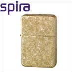 SPIRA スパイラ バッテリーライター アーマークラックルブラックー SPIRA-507ゴールド 防災 トーチ アウトドア キャンプ USB充電