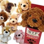 ウォーキングトーキングパピー WTP ぬいぐるみ 犬 ドッグ 子犬 動くおもちゃ トイプードル パグ チワワ ピンクプードル 柴犬 コッカースパニエル