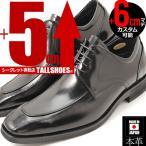 送料無料 ポイント15倍 シークレットシューズ メンズシューズ SH03-680 背が高くなる靴 5c