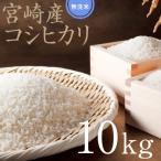 米 こしひかり 10kg 無洗米 新米 30年度産 宮崎県産 九州 お米 精白米 コシヒカリ 白米 送料無料