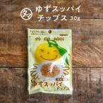 ゆず ピール チップス 30g 宮崎県産 須木村 柚子 皮使用 お菓子