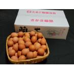 """こだわりたまご""""蘭王""""Mサイズ 5kg【64個〜71個+破損保障15個】 鮮やかな濃いオレンジ..."""