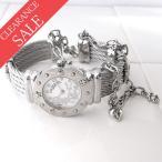 シャリオール CHARRIOL シェルホワイト腕時計 レディース スター ハート 028ch54r0020 (ND)
