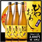 日本酒 純米吟醸 ひやおろし 720ml×3本 JG-639T