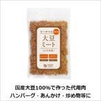 オーサワの大豆ミート(ひき肉風)100g 国産大豆100%の代用肉(ひき肉風)