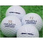 ロストボール Aランク ロゴなし MAXFLI HYPER EASE2 ホワイト 20個セット