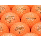 ロストボール ABランク ロゴなし ツアーステージ PHYZ シャイニーオレンジ 2011年モデル 1個
