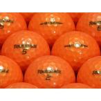 ロストボール ABランク ロゴなし ツアーステージ X01-SOLID スーパーオレンジ 1個
