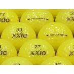 ロストボール ABランク ロゴなし ゼクシオ XD-AERO プレミアムパッションイエロー 1個
