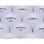 ロストボール ABランク ロゴあり ツアーステージ V10 ホワイト 2012年モデル 1個