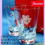 ショッピングバカラ バカラ ペアグラス 結婚祝い 名入れ ペアセット 急ぎ ビールグラス  ハイボール・ベガ・ベルーガ