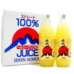 葉とらずりんごジュース 復興祈願 青森県産 1000ml×6本セット
