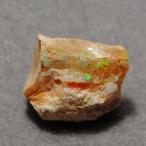 カンテラ付きファイア・オパール 原石  メキシコ産 約2.6g  np1357