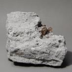 インペリアル・トパーズ アメリカ、ユタ産 母岩付き結晶 約117g np6301