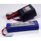 タミヤ ニカドバッテリー 7.2V カスタムパックと充電器