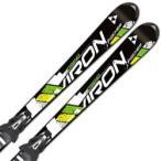 【選べるキャンペーン!】【在庫処分】FISCHER〔フィッシャー スキー板〕VIRON TRENDO + RS 10 【金具付き・取付料無料】〔z〕〔SA〕