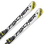 FISCHER〔フィッシャー スキー板〕RC4 W.C. GS WOMEN WCP RACE BOOSTER MED + RC4 Z 17 FREEFLEX 【金具付き・取付料無料】〔SA〕【大型商品】