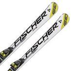 スキー板 FISCHER〔フィッシャー スキー板〕RC4 W.C. GS WOMEN WCP RACE BOOSTER MED + RC4 Z 17 FREEFLEX 【金具付き・取付料無料】〔z〕〔SA〕