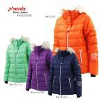 PHENIX〔フェニックス レディーススキーウェア〕Flurry Jacket PS482OT68 〔z〕〔SA〕