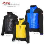 【在庫処分】PHENIX〔フェニックス ミドルレイヤー〕<2015>Hybrid Motion Jacket PM452IT03〔z〕〔SA〕