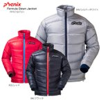 PHENIX〔フェニックス ミドルレイヤー〕Formula Down Jacket PF572IT01 〔z〕〔sibtwr〕
