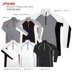 PHENIX〔フェニックス アンダーシャツ〕Stretch Fleece Zip Moc PS572LS30〔z〕