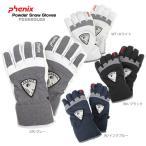 PHENIX 〔フェニックス グローブ レディース〕<2016>Powder Snow Gloves PS588GL62〔z〕