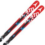 ATOMIC〔アトミック スキー板〕REDSTER FIS DOUBLEDECK 3.0 GS M + X16 VAR【金具付き・取付料無料】〔z〕