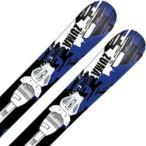 Swallow Ski 〔スワロー ショートスキー板〕ZUMA BP-105 〔BLUE〕 + LRX 9.0〔B115〕【金具付き・取付料無料】〔SA〕