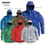 ★GOLDWIN〔ゴールドウィン スキーウェア〕Hikari Jacket G11611P〔z〕