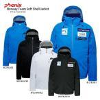 ★PHENIX〔フェニックス ミドルレイヤー〕Norway Team Soft Shell Jacket PF672KT00〔z〕
