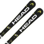 HEAD〔ヘッド スキー板〕<2018>SUPERSHAPE i.SPEED + MFPB + PRD 12【金具付き・取付料送料無料】