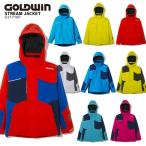 17-18 GOLDWIN〔ゴールドウィン スキーウェア〕STREAM JACKET G11710P【技術選着用モデル】【MUJI】【TNPD】