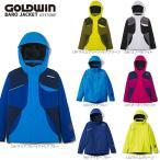 17-18 GOLDWIN〔ゴールドウィン スキーウェア〕BARO JACKET G11708P【技術選着用モデル】【MUJI】【TNPD】