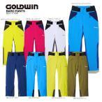 17-18 GOLDWIN〔ゴールドウィン スキーウェア〕BARO PANTS G31710P【技術選着用モデル】【MUJI】【TNPD】